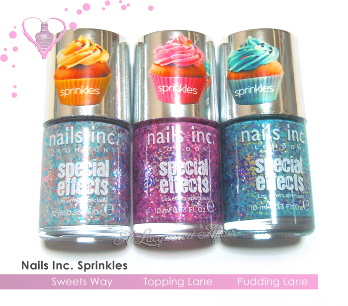Nails Inc. Sprinkles