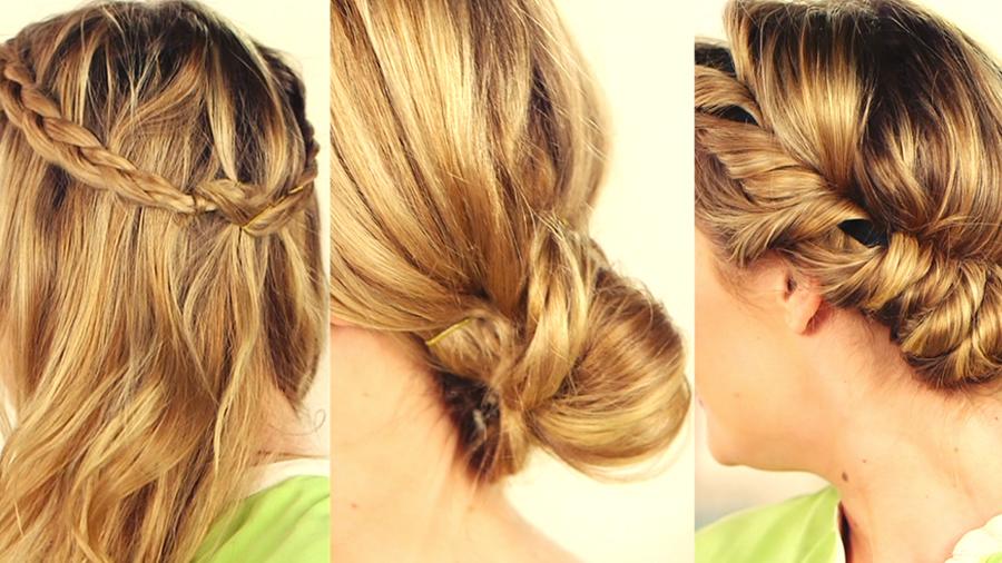 Excellent Wet Hair Hairstyles Popsugar Beauty Short Hairstyles Gunalazisus