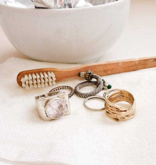 diy clean your jewellery popsugar australia smart living