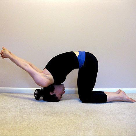 yoga poses for headaches  popsugar fitness