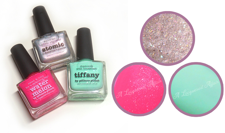 piCture pOlish Blog Fest 2013 - The Shades