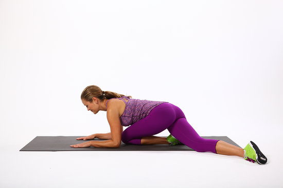 Another Easy Glute Exercise From Bed
