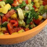 Pineapple, Mango, and Jalapeno Salsa Recipe