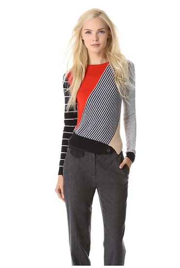 Carven Multicolored Sweater