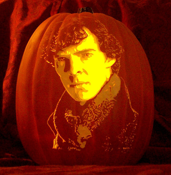Celebrities Carved Into Pumpkins Popsugar Celebrity