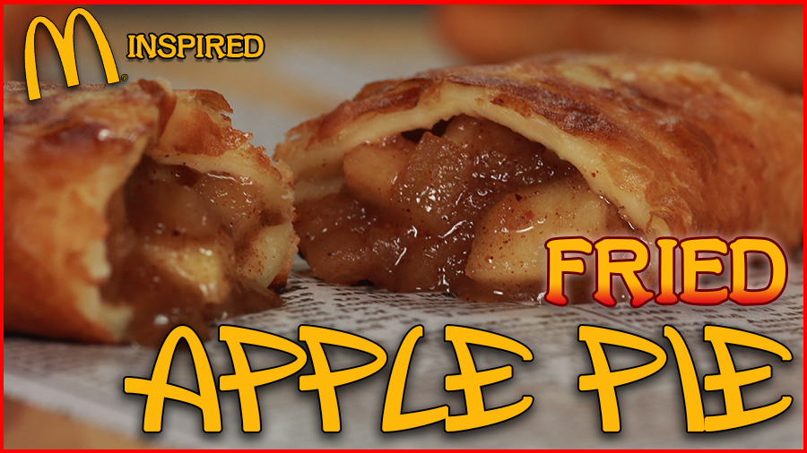Mcdonald Fried Apple Pie