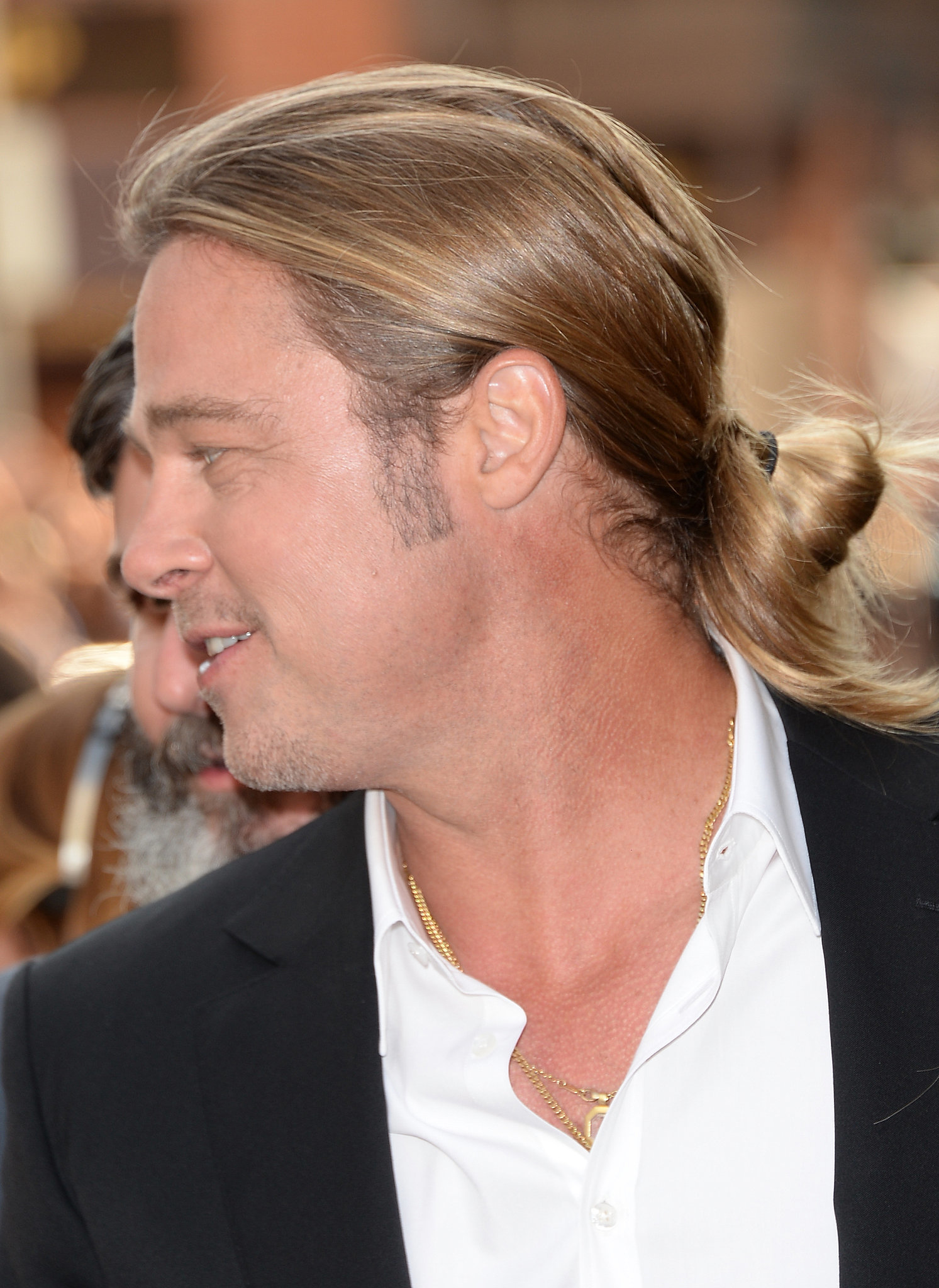 the-man-bun | celebrity