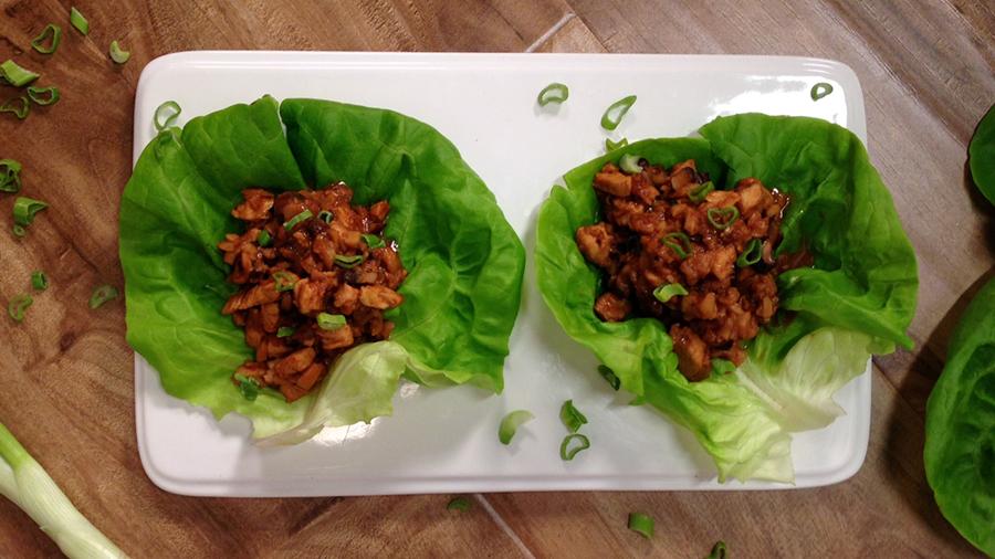 tofu lettuce wraps pf chang's recipe chicken lettuce wraps