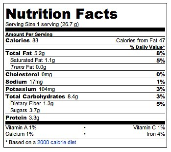 How Many Calories Potato Cake