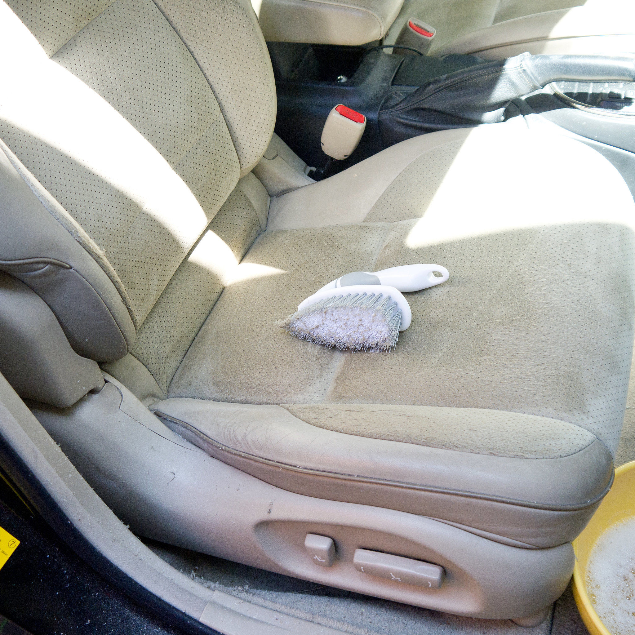 How to clean car seats popsugar smart living solutioingenieria