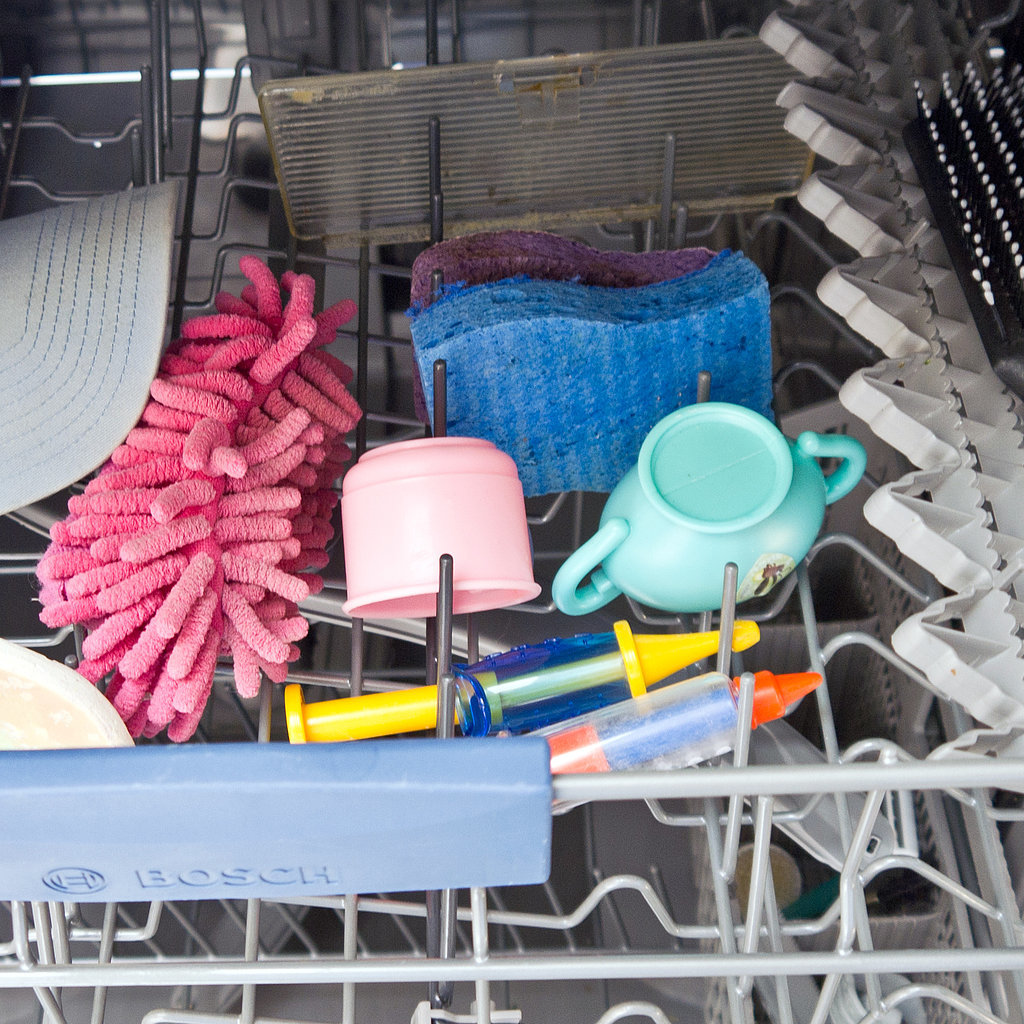 How Do I Clean My Dishwasher Cleaning In The Dishwasher Popsugar Smart Living