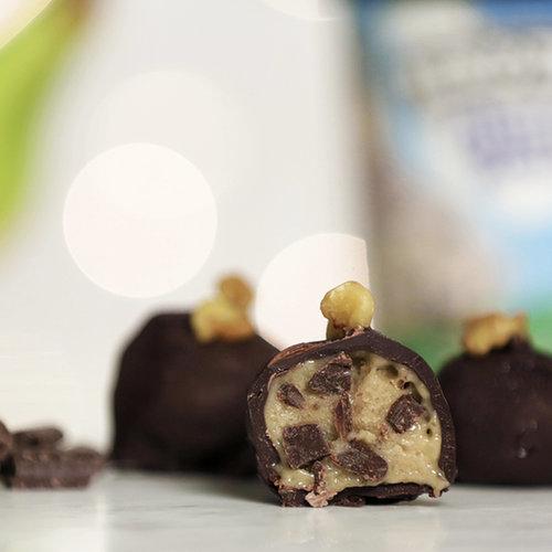 "Chunky Monkey ""Ice Cream"" Bonbons"