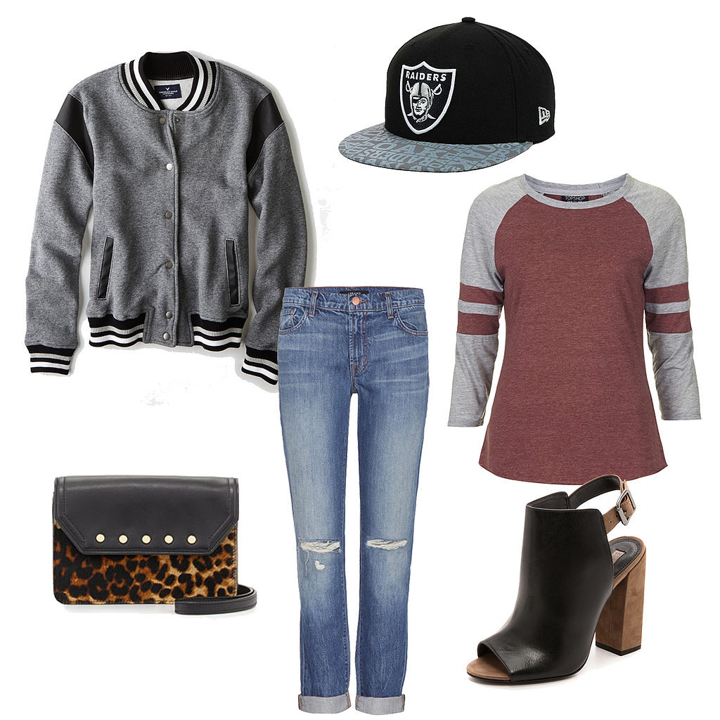 What to Wear to a Football Game | POPSUGAR Fashion Middle East