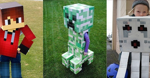 Minecraft Costume Ideas Images & minecraft costumes for kids | Kids