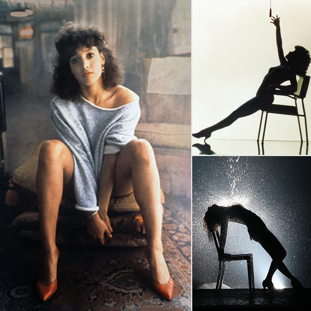flashdance inspired halloween costumes your inner 80s dancer - 80s Dancer Halloween Costume