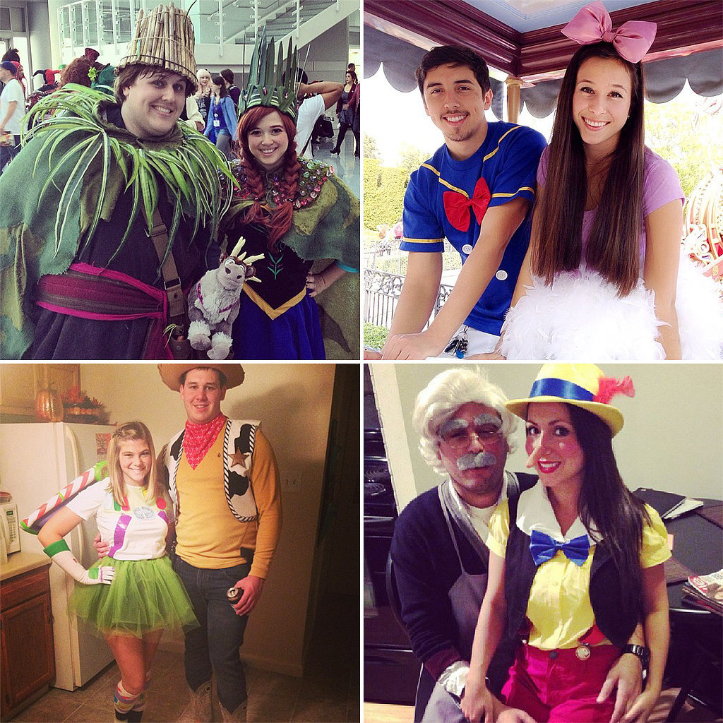 DIY Disney Couples Costumes | POPSUGAR Love & Sex