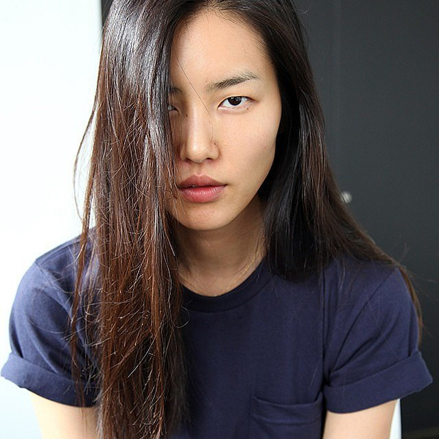 chines hair style how to style asian hair popsugar 8868
