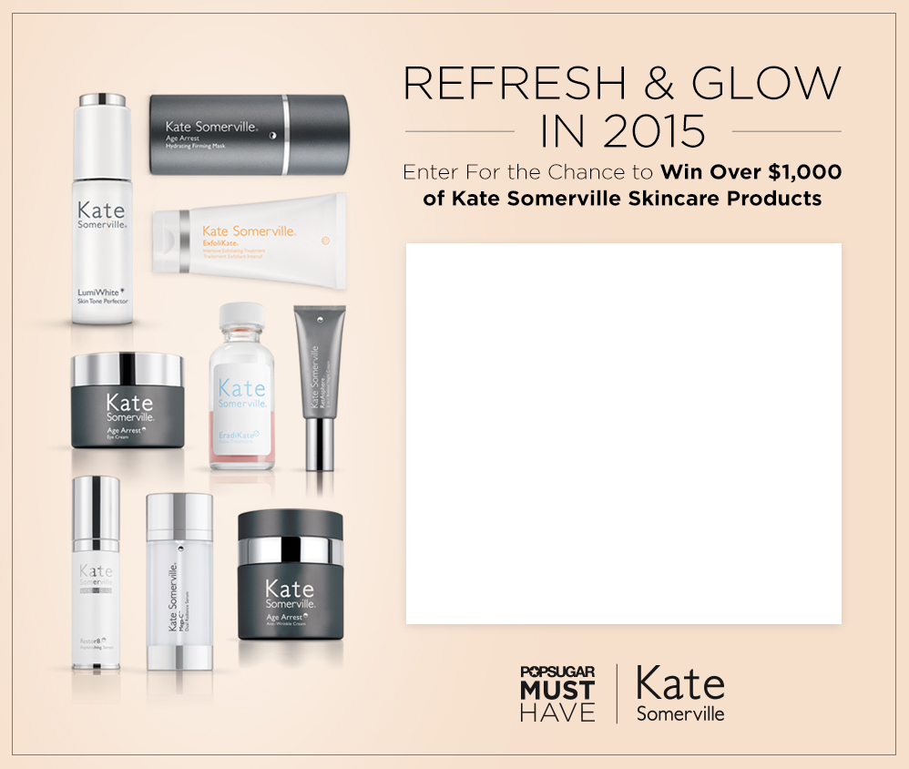 Win Over $1,000 of Kate Somerville Skincare Products!
