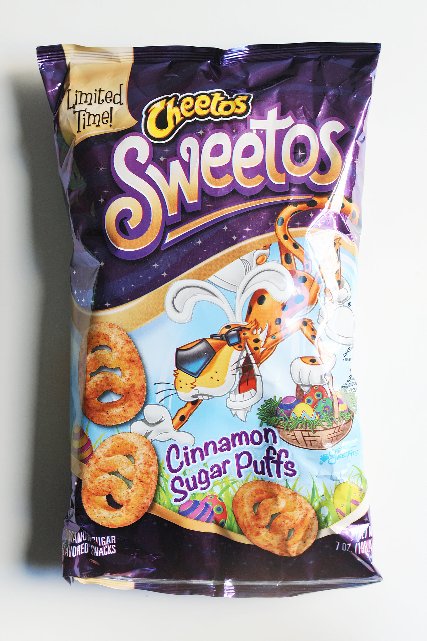 Cheetos Sweetos Review