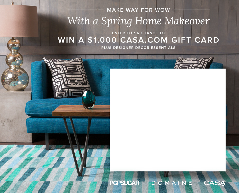 Make Way For Wow With A Spring Home Makeover Enter Now