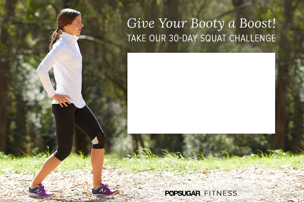 Take Our 30-Day Squat Challenge