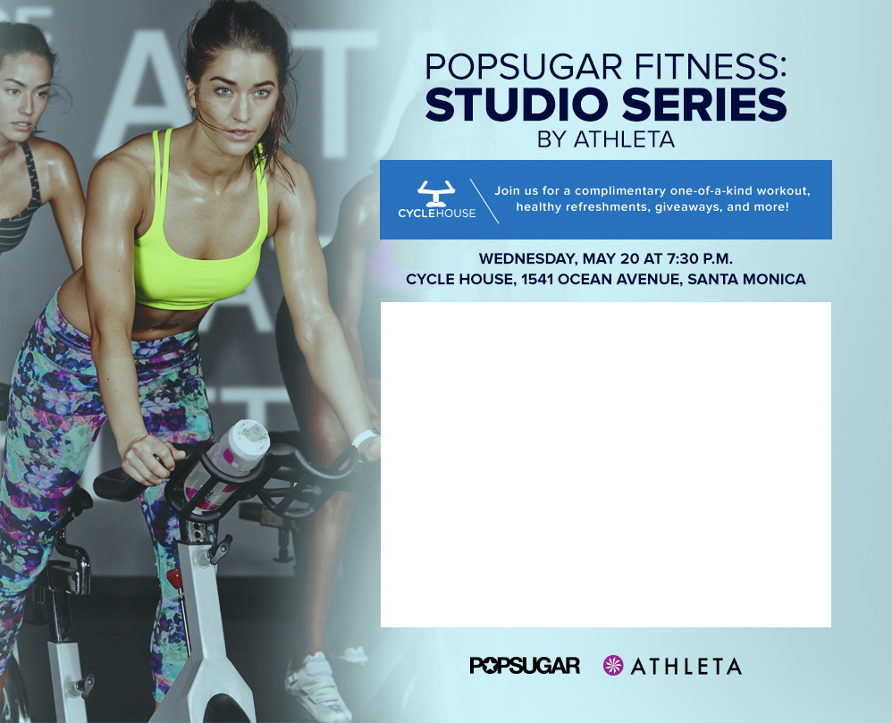 POPSUGAR Fitness Studio Series by Athelta