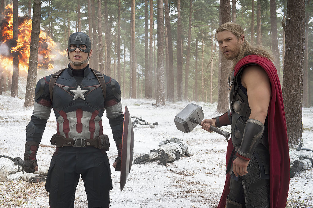 box office numbers for avengers age of ultron 2