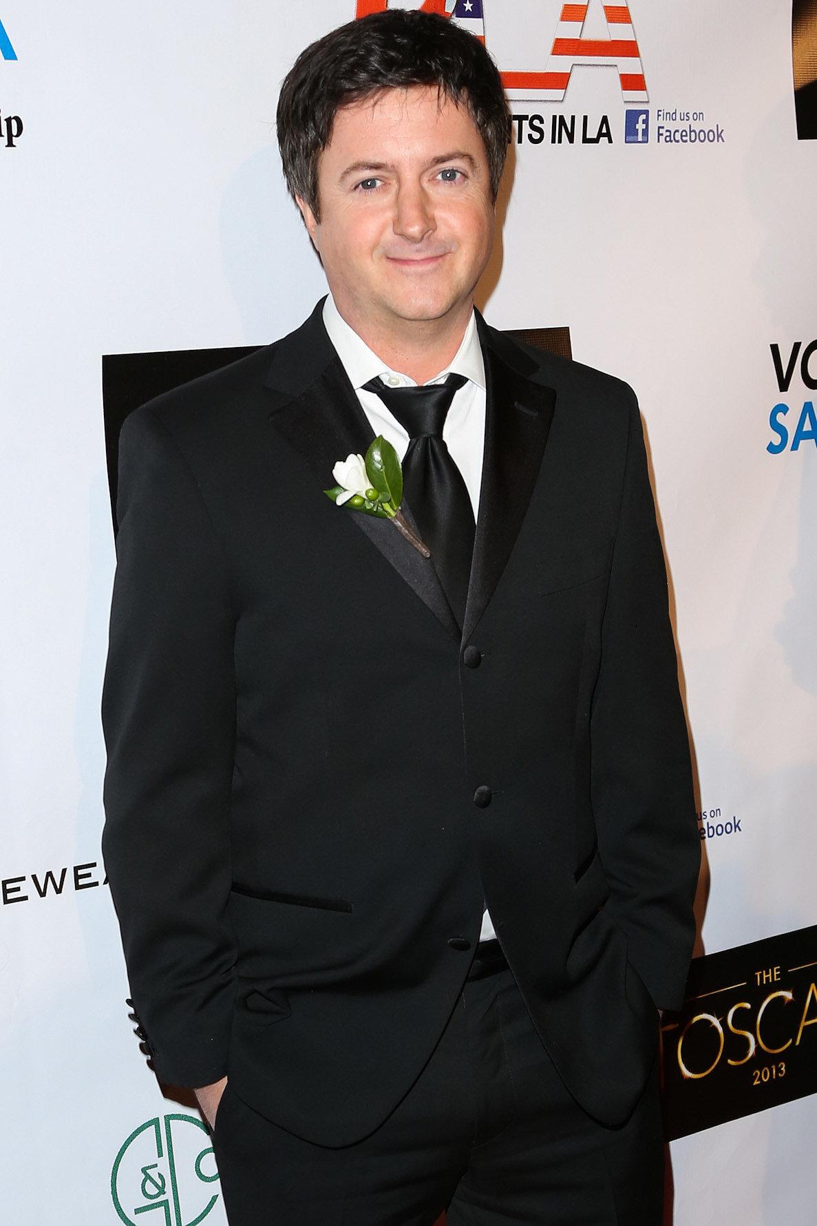 Brian Dunkleman 2013