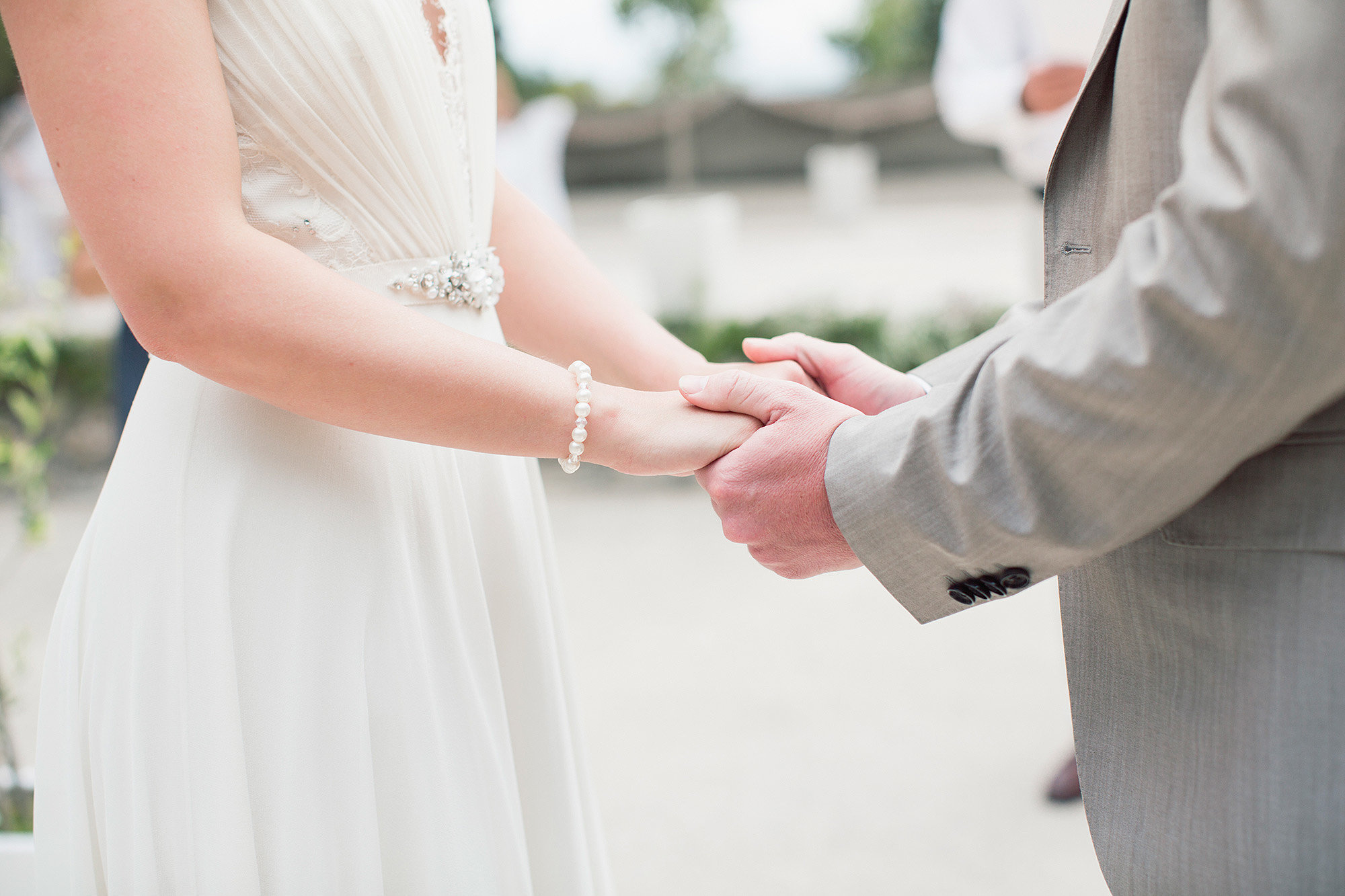 Who Pays For What In A Wedding