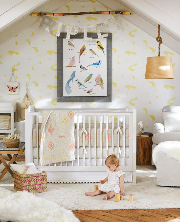 share this link copy image source pottery barn kids - Pottery Barn Babies Room