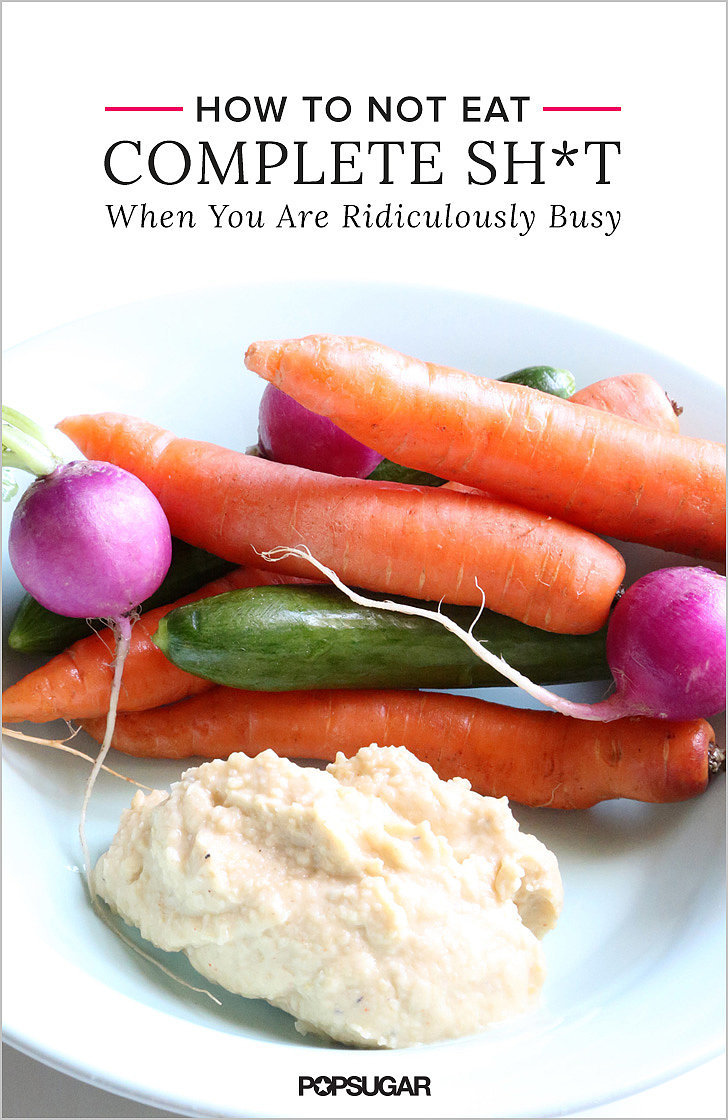 How to eat healthy if you are busy popsugar food share this link ccuart Images