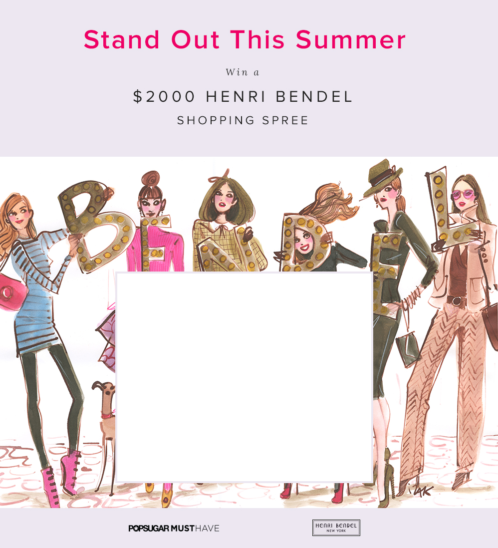 Henri Bendel $2,000 Shopping Spree POPSUGAR Must Have