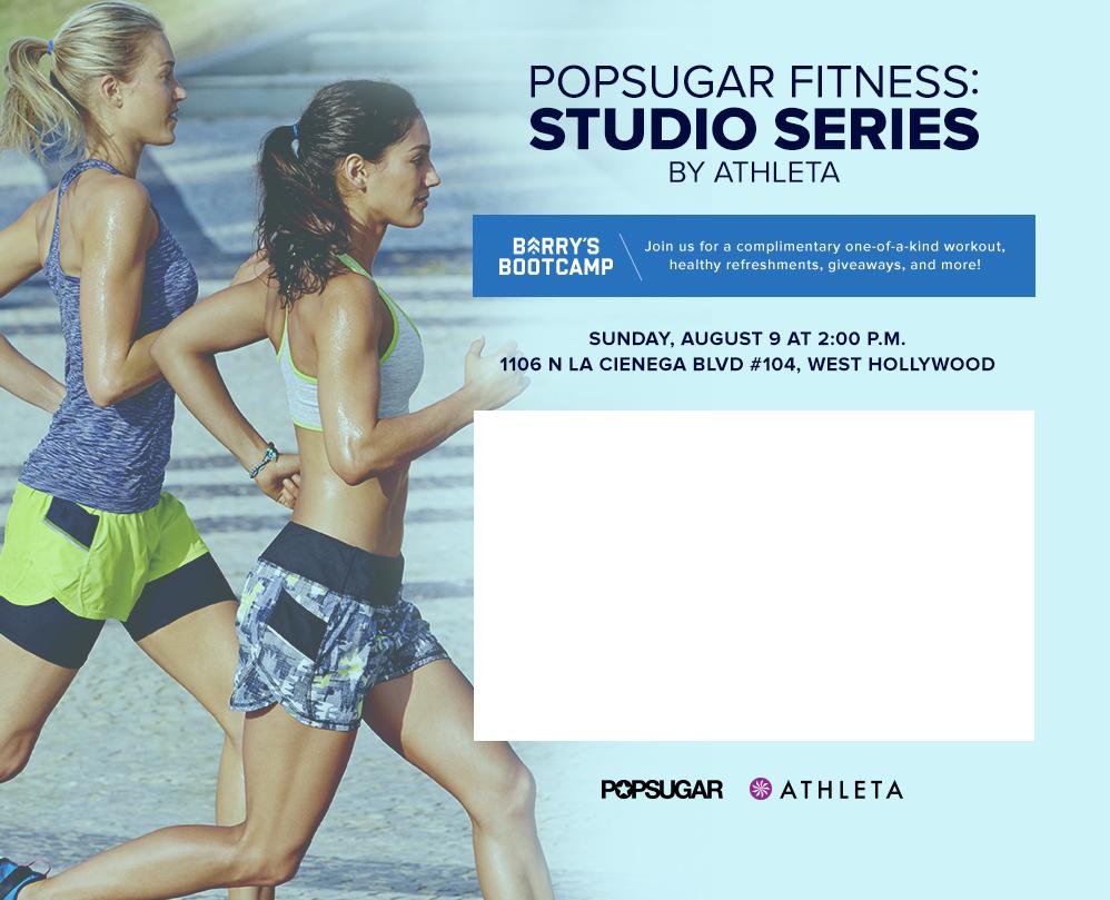 POPSUGAR Fitness Studio Series by Athleta