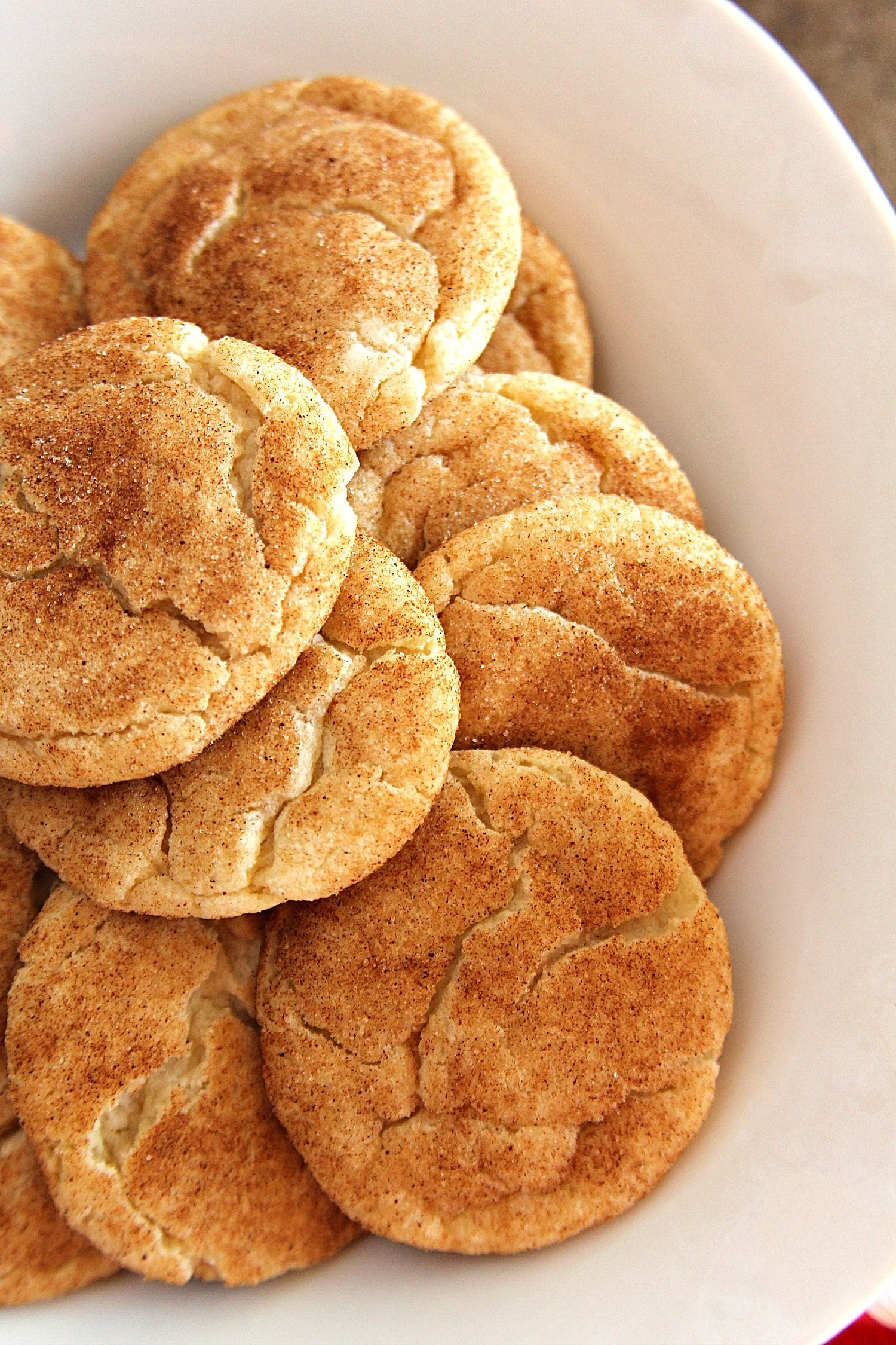 Disneyland Snickerdoodle Cookie Recipe | POPSUGAR Food