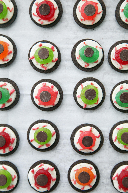 Easy Oreo Eyeballs Recipe | POPSUGAR Food