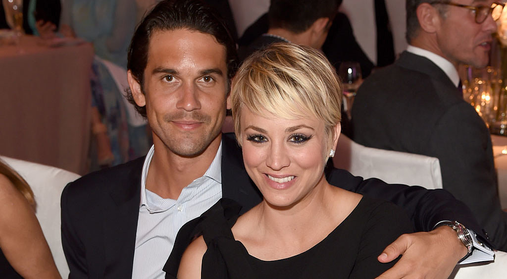 Kaley Cuoco marriages