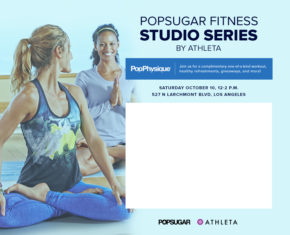 POPSUGAR Studio Series Presented by Athleta