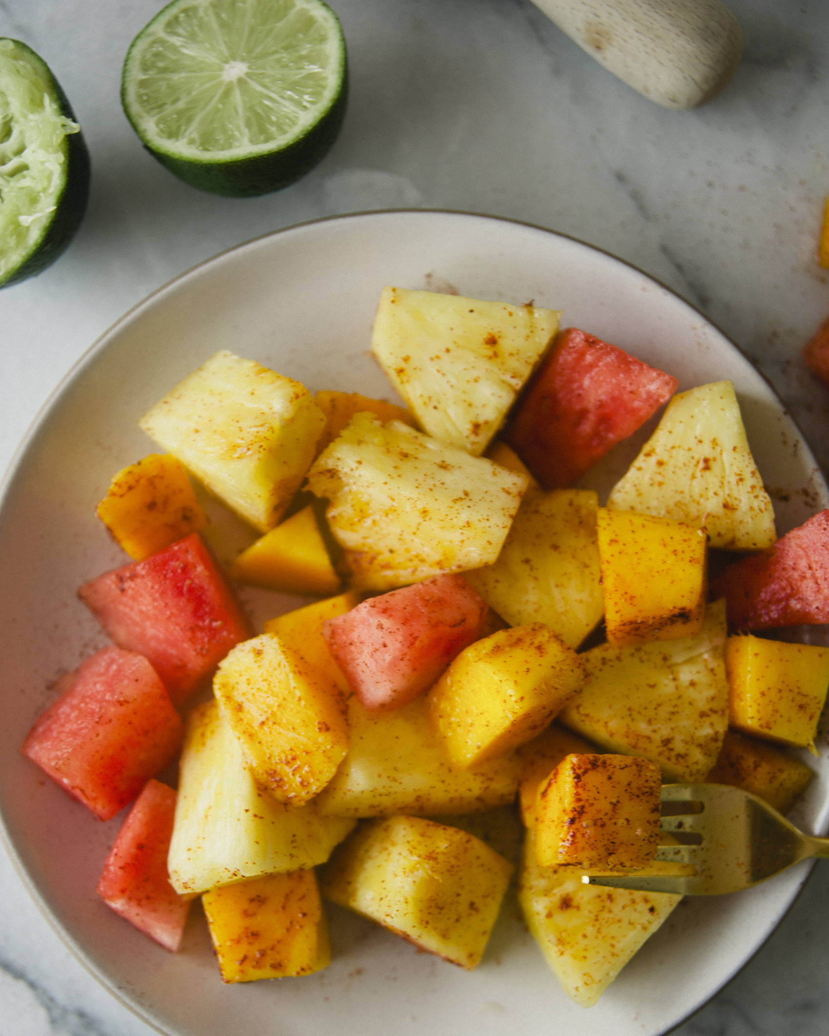 Easy mexican fruit salad recipes
