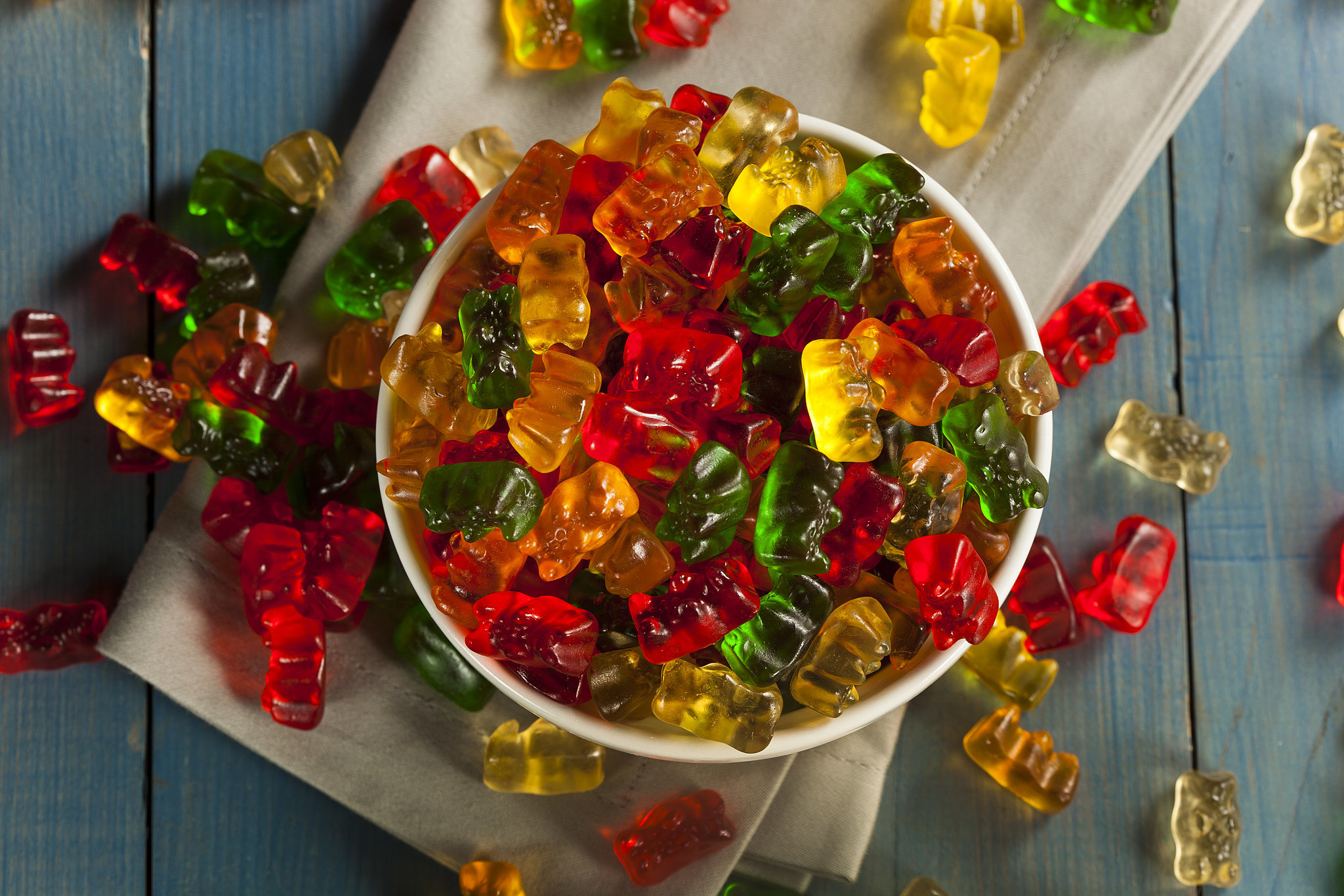 The Healthiest Halloween Candy To Buy Popsugar Fitness
