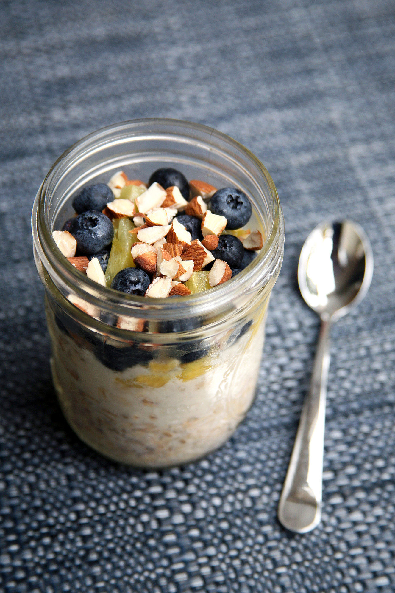 Flat Belly Overnight >> Flat-Belly Overnight Oats | POPSUGAR Fitness