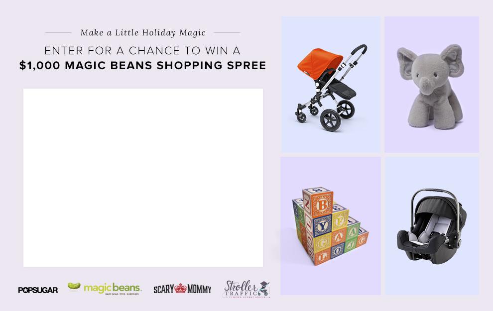 Magic Beans Shopping Spree