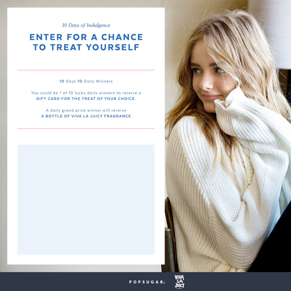 Treat Yourself Giveaway