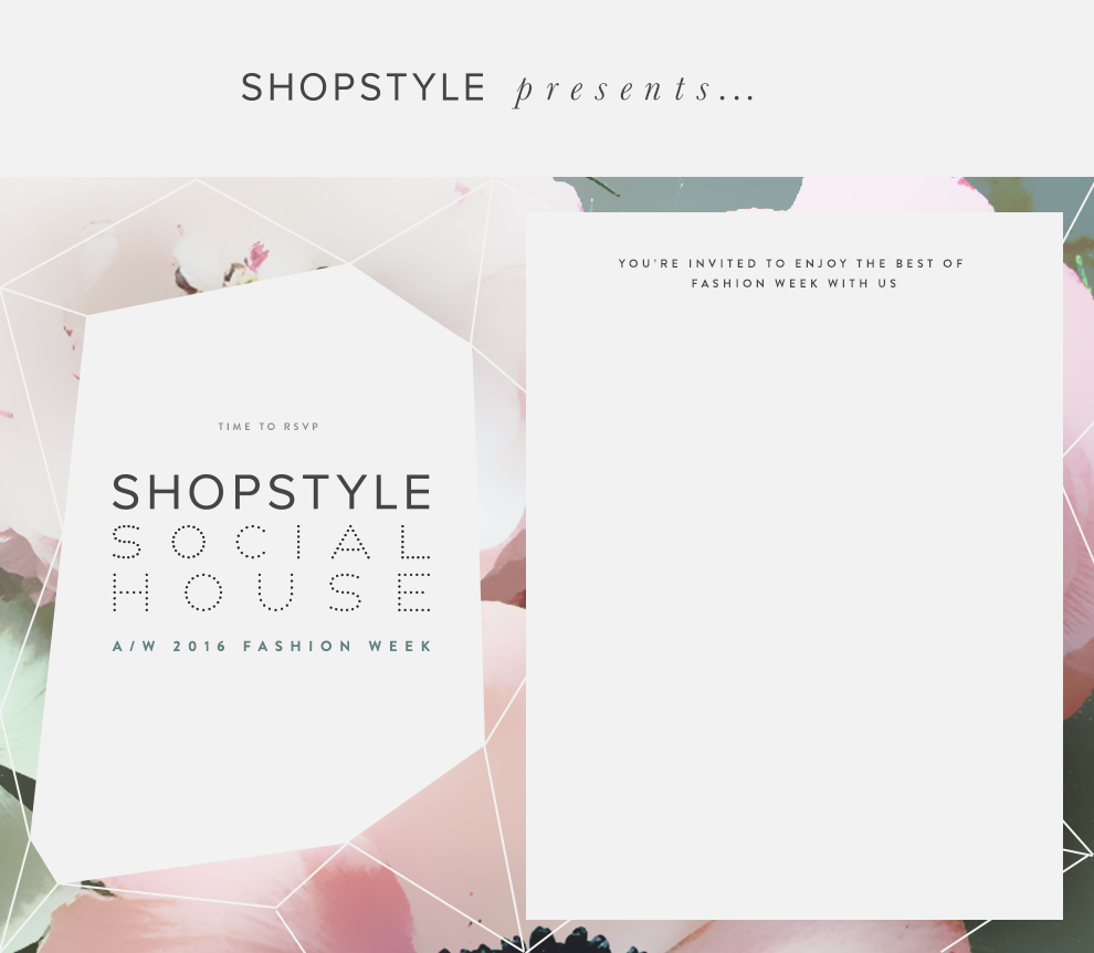 ShopStyle Social House A/W