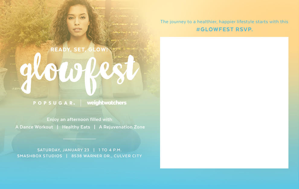 Join Us at Glowfest Presented by Weight Watchers