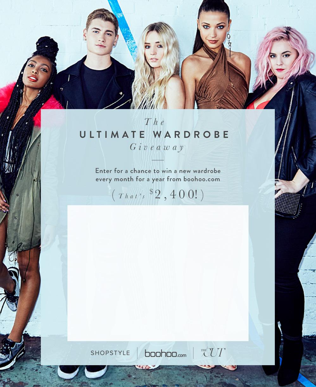 Boohoo.com Ultimate Wardrobe Giveaway