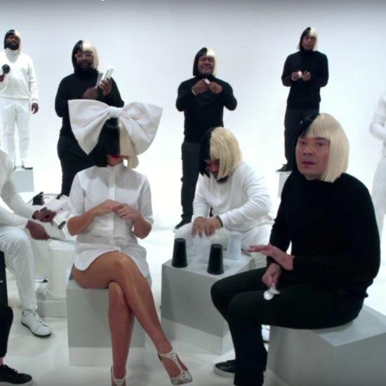"Natalie Portman, Jimmy Fallon, and Sia ""Iko Iko"" Video"