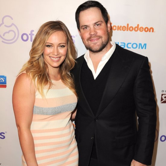 Hilary Duff Mike Comrie Finalize Divorce