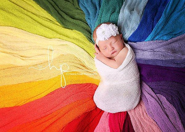 rainbow baby photo ideas - Rainbow Baby Ideas