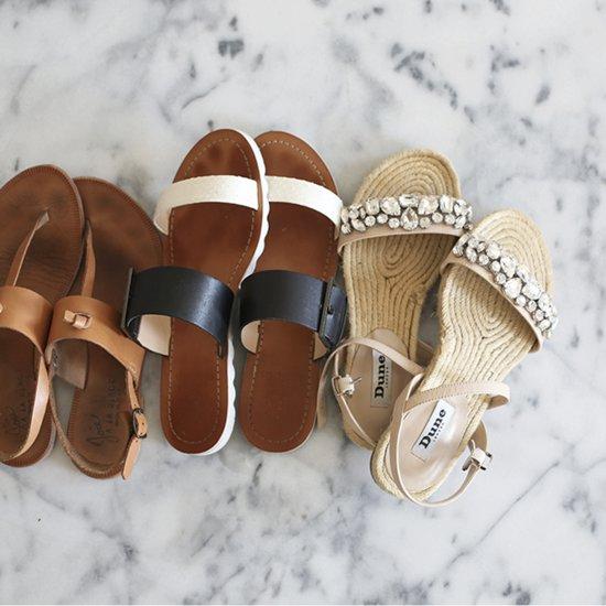 Best Slip-On Sandals 2016