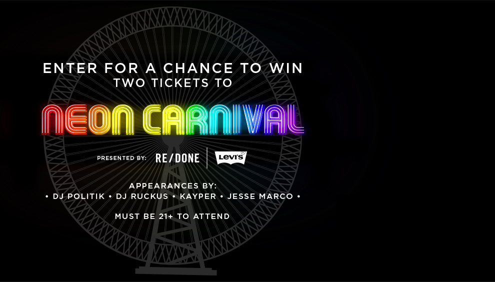 Enter for a Chance to Win Two Tickets to Neon Carnival